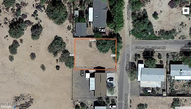16176 S Squatter Road, Arizona City, AZ 85123 (MLS #6262401) :: Yost Realty Group at RE/MAX Casa Grande