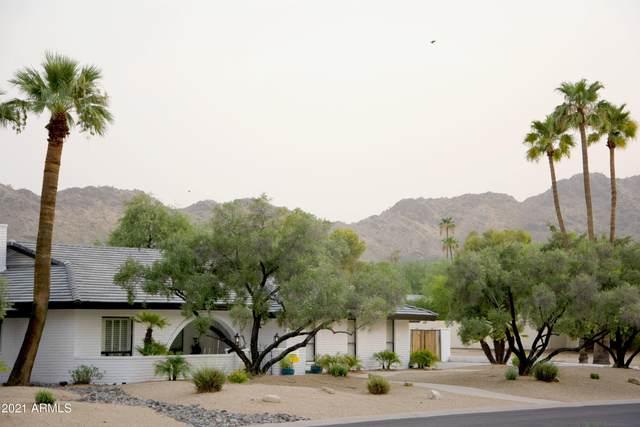 6741 E Cuarenta Court, Paradise Valley, AZ 85253 (MLS #6262413) :: Yost Realty Group at RE/MAX Casa Grande