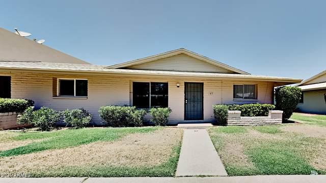 225 N Standage #47, Mesa, AZ 85201 (MLS #6262488) :: Relevate | Phoenix