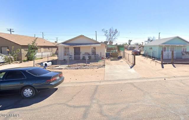 141 E Ash Avenue, Casa Grande, AZ 85122 (MLS #6262510) :: Yost Realty Group at RE/MAX Casa Grande