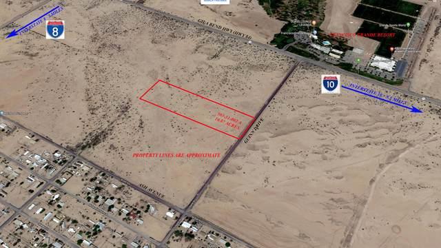 0 S Guinn      (Approx) Drive, Casa Grande, AZ 85193 (MLS #6262537) :: Elite Home Advisors