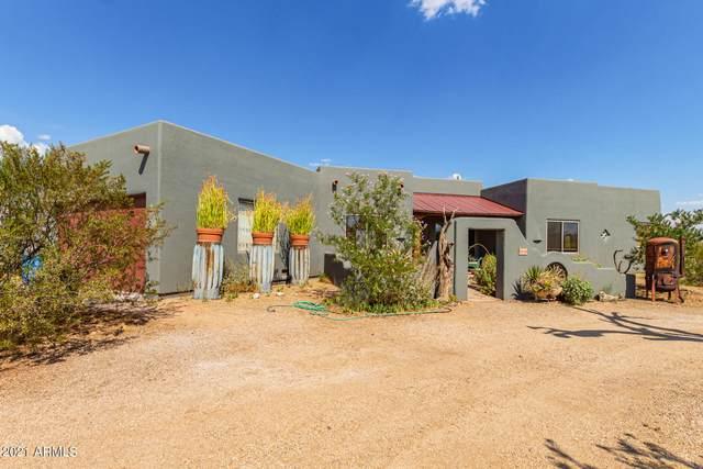 26814 N 162 Street, Scottsdale, AZ 85262 (MLS #6262543) :: Yost Realty Group at RE/MAX Casa Grande