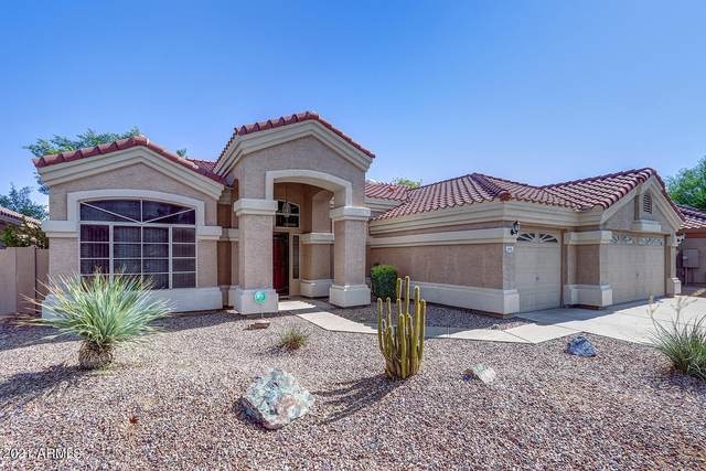 436 W Johnson Drive, Gilbert, AZ 85233 (MLS #6262565) :: Executive Realty Advisors