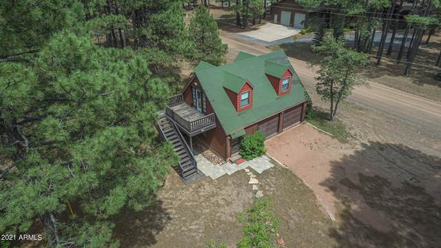1449 Elk Drive, Forest Lakes, AZ 85931 (MLS #6262577) :: Yost Realty Group at RE/MAX Casa Grande