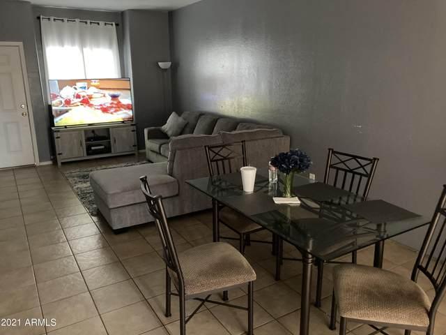 2300 E Magma Road #167, San Tan Valley, AZ 85143 (MLS #6262593) :: Yost Realty Group at RE/MAX Casa Grande