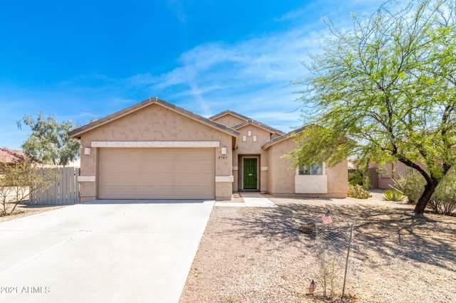 8569 W Tinajas Drive, Arizona City, AZ 85123 (MLS #6262619) :: Yost Realty Group at RE/MAX Casa Grande