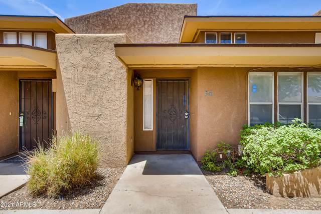 2544 W Campbell Avenue #36, Phoenix, AZ 85017 (MLS #6262623) :: Long Realty West Valley