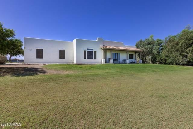 9467 E Vah Ki Inn Road, Coolidge, AZ 85128 (MLS #6262630) :: Yost Realty Group at RE/MAX Casa Grande