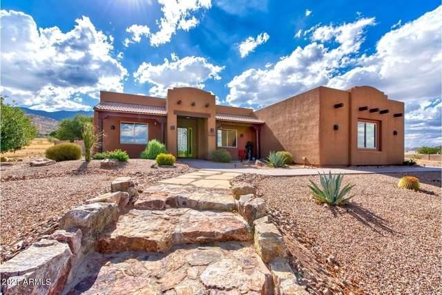 10202 S Wilderness Road, Hereford, AZ 85615 (MLS #6262635) :: Executive Realty Advisors
