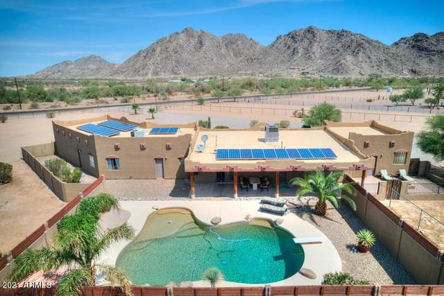 11401 N Warren Road, Maricopa, AZ 85139 (MLS #6262636) :: The Copa Team | The Maricopa Real Estate Company