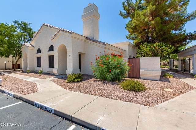 2100 W Lemon Tree Place #17, Chandler, AZ 85224 (MLS #6262728) :: Yost Realty Group at RE/MAX Casa Grande