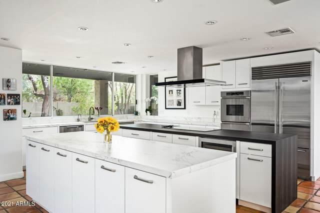 4929 E Cochise Road, Paradise Valley, AZ 85253 (MLS #6262743) :: Devor Real Estate Associates