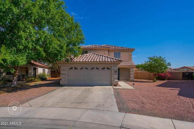 12130 W Corrine Drive, El Mirage, AZ 85335 (MLS #6262761) :: Yost Realty Group at RE/MAX Casa Grande