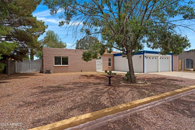 1200 Terra Drive, Sierra Vista, AZ 85635 (MLS #6262806) :: Klaus Team Real Estate Solutions