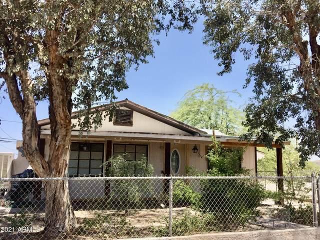 1124 N Mckinley Avenue, Ajo, AZ 85321 (MLS #6262836) :: Executive Realty Advisors