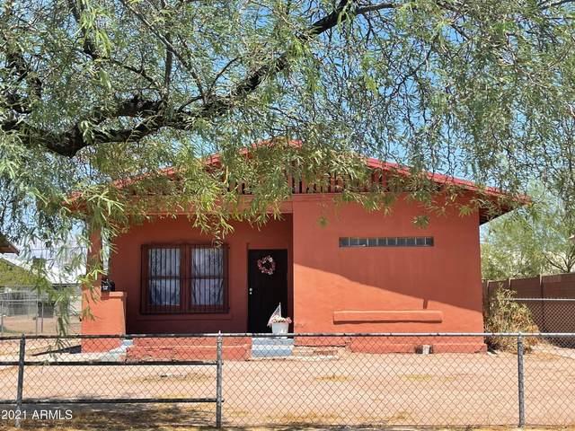 329 N 12TH Street, Phoenix, AZ 85006 (MLS #6262845) :: Yost Realty Group at RE/MAX Casa Grande