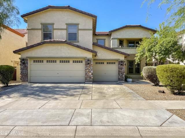 16025 W Mercer Lane, Surprise, AZ 85379 (MLS #6262846) :: Yost Realty Group at RE/MAX Casa Grande