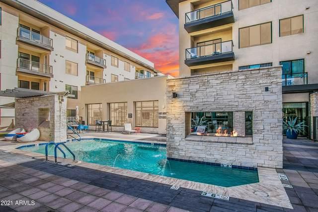7300 E Earll Drive #2025, Scottsdale, AZ 85251 (MLS #6262872) :: Jonny West Real Estate