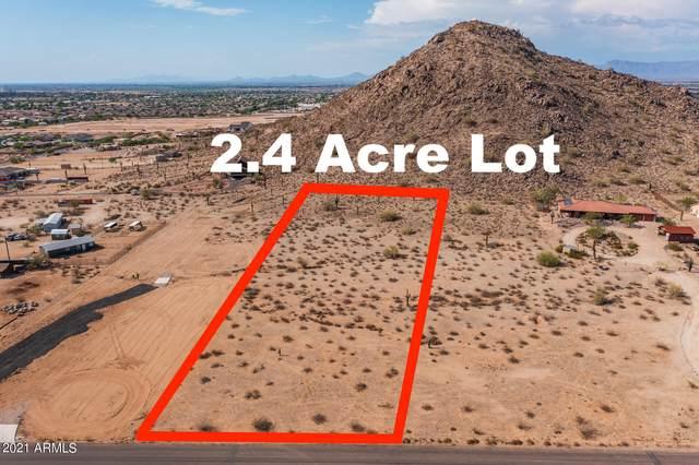 0 W Lind Road, Queen Creek, AZ 85142 (MLS #6262879) :: Fred Delgado Real Estate Group