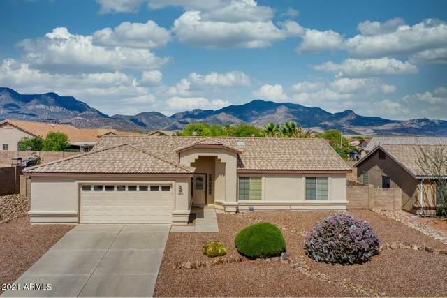 3942 Procuna Place, Sierra Vista, AZ 85650 (MLS #6262885) :: Yost Realty Group at RE/MAX Casa Grande