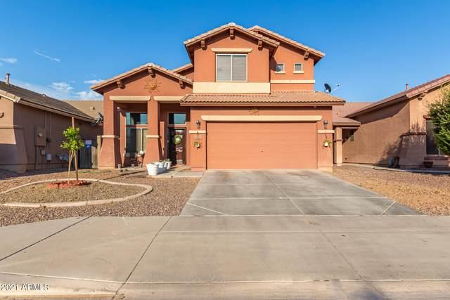 2123 S 101ST Lane, Tolleson, AZ 85353 (MLS #6262903) :: Yost Realty Group at RE/MAX Casa Grande