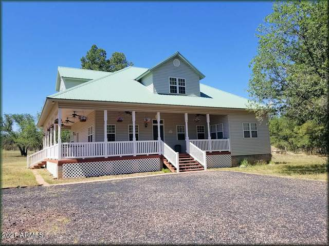 5291 Pinedale Wash Road, Pinedale, AZ 85934 (MLS #6262929) :: Yost Realty Group at RE/MAX Casa Grande