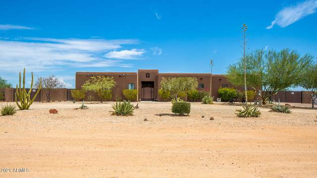 29107 N 259TH Avenue, Wittmann, AZ 85361 (MLS #6262930) :: Yost Realty Group at RE/MAX Casa Grande