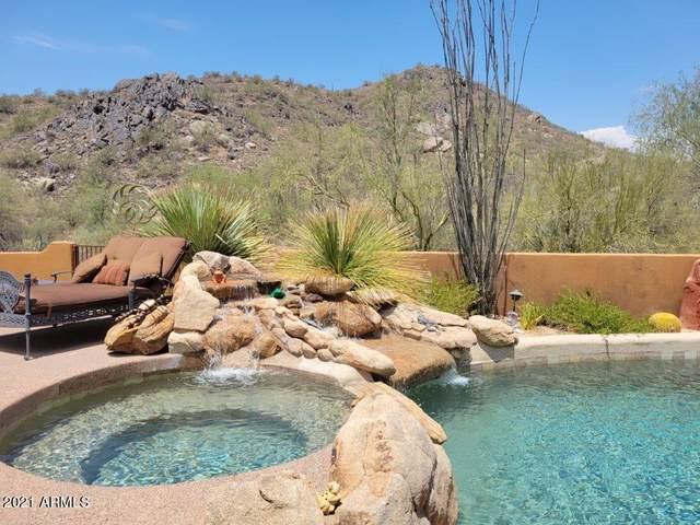 8300 E Dixileta Drive #229, Scottsdale, AZ 85266 (MLS #6262942) :: Yost Realty Group at RE/MAX Casa Grande