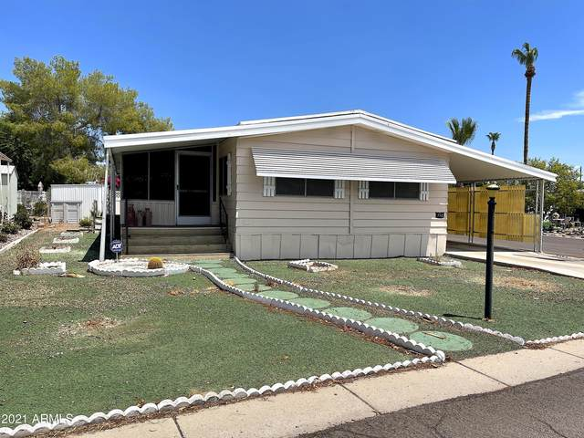 201 S Greenfield Road #332, Mesa, AZ 85206 (MLS #6262961) :: Midland Real Estate Alliance