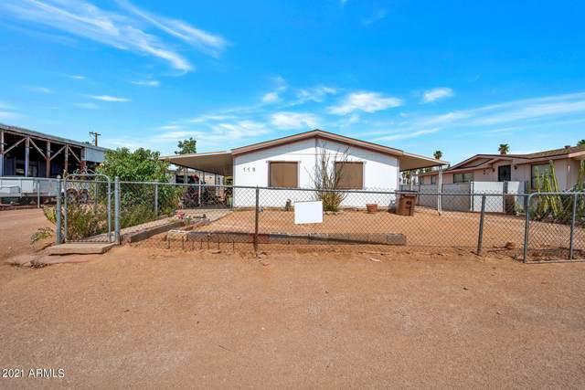 119 S 85TH Street, Mesa, AZ 85208 (MLS #6262998) :: Yost Realty Group at RE/MAX Casa Grande