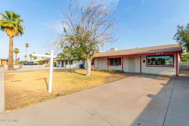 217 E Loma Linda Boulevard, Goodyear, AZ 85338 (MLS #6263011) :: Klaus Team Real Estate Solutions