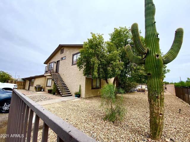 16005 N 31 Street C, Phoenix, AZ 85032 (MLS #6263050) :: Service First Realty