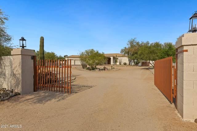 28835 N 64TH Street, Cave Creek, AZ 85331 (MLS #6263059) :: The Dobbins Team