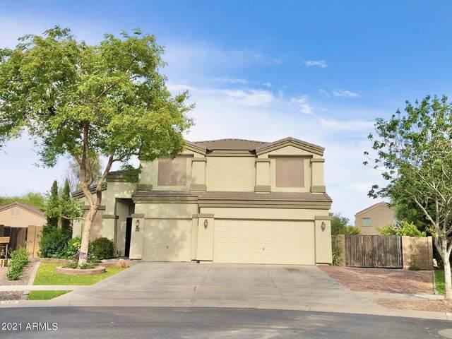 329 N 21ST Place, Coolidge, AZ 85128 (MLS #6263071) :: Yost Realty Group at RE/MAX Casa Grande