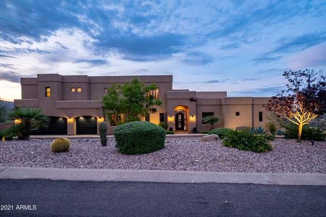 14832 E Cerro Alto Drive, Fountain Hills, AZ 85268 (MLS #6263096) :: Kepple Real Estate Group