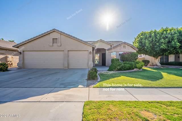 4910 S Rosemary Drive, Chandler, AZ 85248 (MLS #6263110) :: Yost Realty Group at RE/MAX Casa Grande
