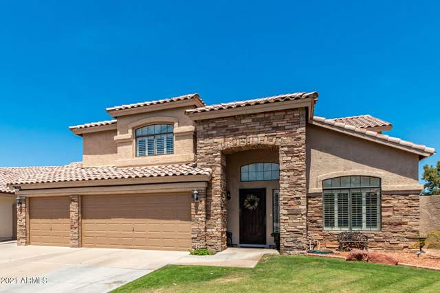 3022 S Marigold Place, Chandler, AZ 85248 (MLS #6263112) :: Keller Williams Realty Phoenix