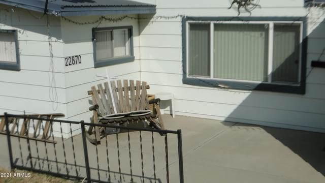 22870 S Looka Way, Yarnell, AZ 85362 (MLS #6263130) :: Executive Realty Advisors