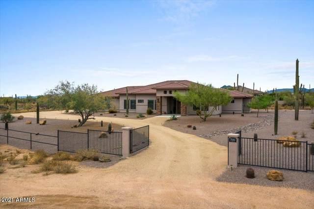 7080 E Mark Lane, Scottsdale, AZ 85266 (MLS #6263137) :: Yost Realty Group at RE/MAX Casa Grande