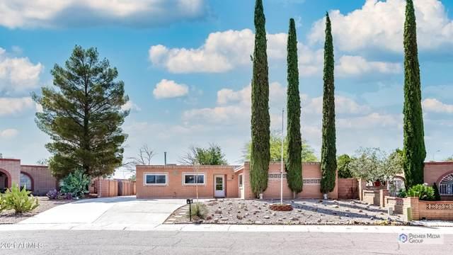 4617 Paseo Del Rico, Sierra Vista, AZ 85635 (MLS #6263158) :: Yost Realty Group at RE/MAX Casa Grande