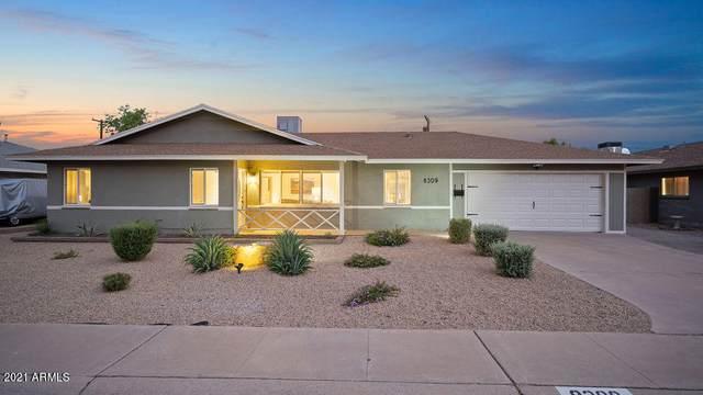 8309 E Vernon Avenue E, Scottsdale, AZ 85257 (MLS #6263160) :: The Dobbins Team