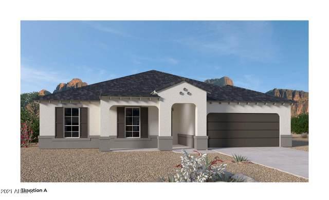 38109 W Santa Barbara Avenue, Maricopa, AZ 85138 (MLS #6263166) :: Elite Home Advisors
