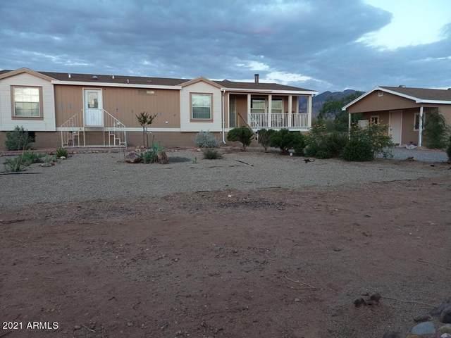 5970 E Calle De La Tierra, Hereford, AZ 85615 (MLS #6263204) :: Executive Realty Advisors