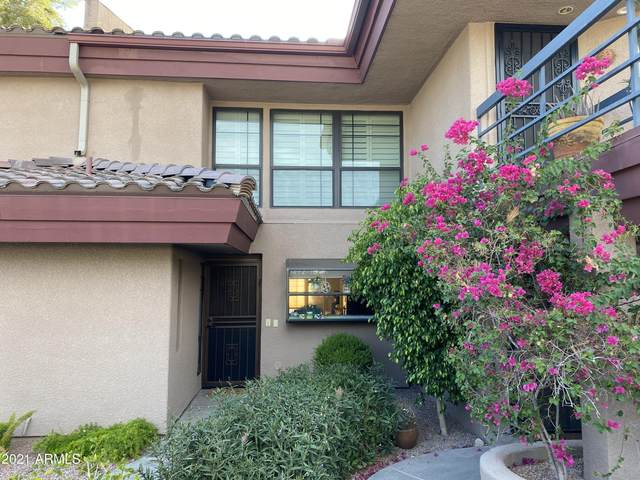 4327 N 28TH Street #110, Phoenix, AZ 85016 (MLS #6263232) :: Yost Realty Group at RE/MAX Casa Grande