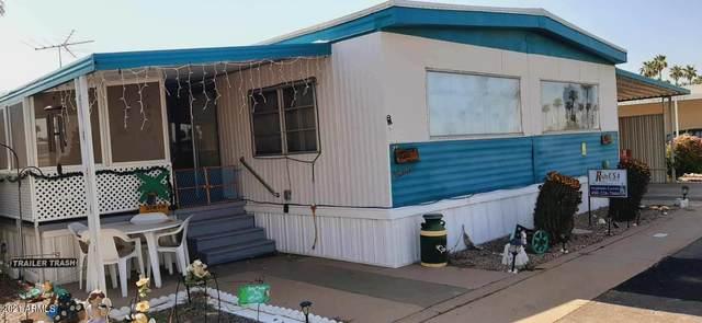 7807 E Main Street F-12, Mesa, AZ 85207 (MLS #6263236) :: Yost Realty Group at RE/MAX Casa Grande