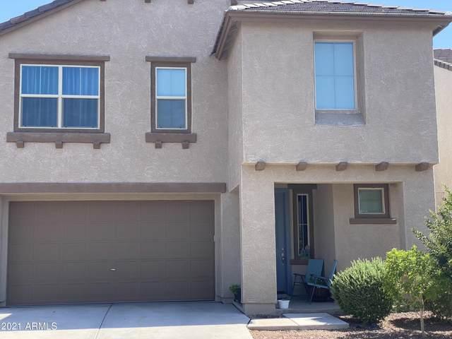 11987 W Polk Street, Avondale, AZ 85323 (MLS #6263252) :: Yost Realty Group at RE/MAX Casa Grande