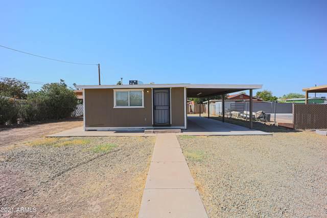 6213 W Sierra Vista Drive, Glendale, AZ 85301 (MLS #6263276) :: Yost Realty Group at RE/MAX Casa Grande