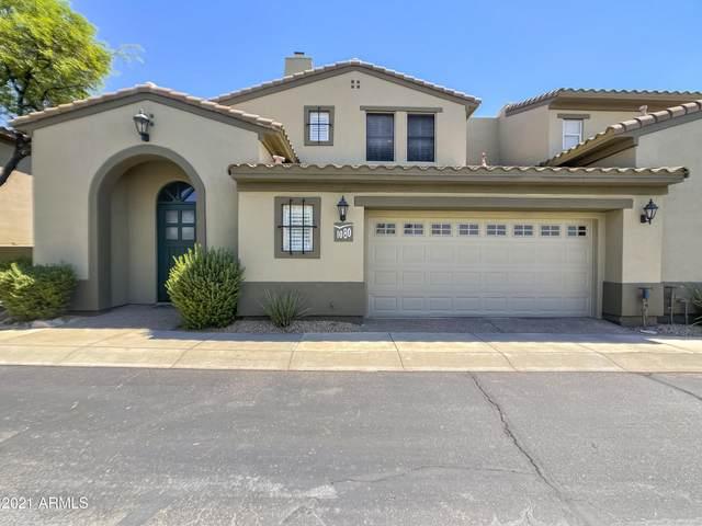 20802 N Grayhawk Drive #1080, Scottsdale, AZ 85255 (MLS #6263293) :: CANAM Realty Group