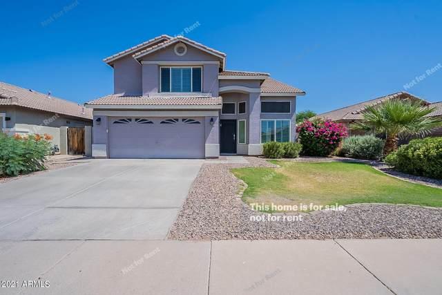 3960 E Tremaine Avenue, Gilbert, AZ 85234 (MLS #6263296) :: Yost Realty Group at RE/MAX Casa Grande