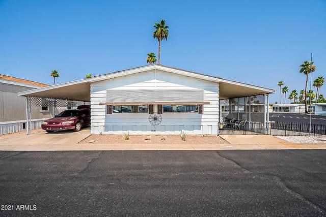 7807 E Main Street B-18, Mesa, AZ 85207 (MLS #6263300) :: Elite Home Advisors